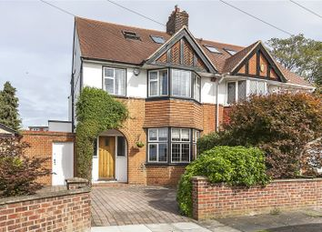 Thumbnail 4 bed semi-detached house for sale in Kidbrooke Park Road, London