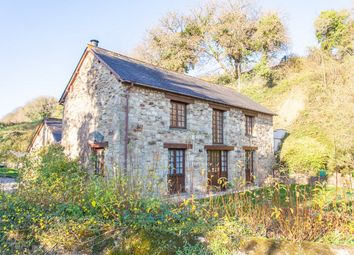 Thumbnail 4 bed barn conversion for sale in London Apprentice, St. Austell