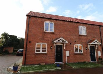 Thumbnail 2 bed property for sale in Hickman Grove, Collingham, Newark