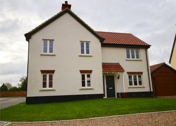 Thumbnail 4 bed detached house for sale in Plot 13 Kell's Meadow, Geldeston, Beccles