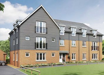"2 bed flat for sale in ""Allington House - Second Floor 2 Bed"" at Allington Lane, Fair Oak, Eastleigh SO50"