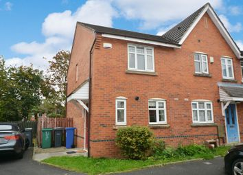 Thumbnail 2 bed semi-detached house to rent in Ullswater Road, Woodhouse Park, Manchester