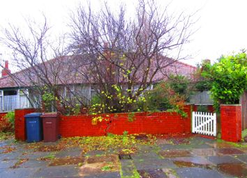 Thumbnail 1 bed bungalow for sale in Sandbrook Road, Southport, Merseyside PR8, Southport,