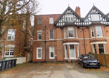 Thumbnail 1 bed flat to rent in St Bernards Road, Solihull