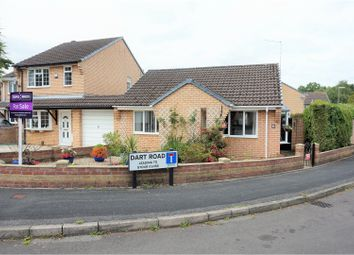 Thumbnail 2 bed detached bungalow for sale in Dart Road, Chartwell Green