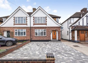 Melthorne Drive, South Ruislip, Middlesex HA4. 3 bed semi-detached house