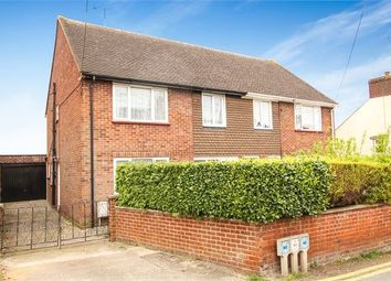 Thumbnail 3 bed semi-detached house for sale in Frederick Street, Waddesdon, Buckinghamshire.