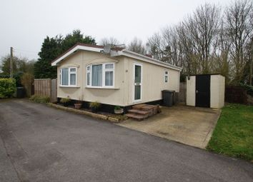 Thumbnail 2 bedroom detached bungalow for sale in Harewood Park, Andover Down, Andover