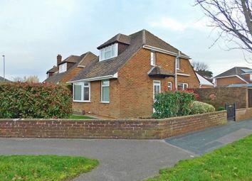 Thumbnail 3 bed detached house for sale in Eric Road, Stubbington, Fareham