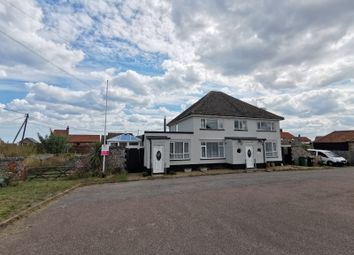 Thumbnail 2 bed flat for sale in Coast Road, Bacton, Norwich