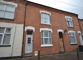 Thumbnail 3 bed terraced house for sale in Cedar Road, Leicester