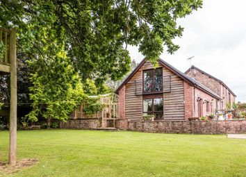 Thumbnail 6 bed barn conversion for sale in Court Road, Lydney