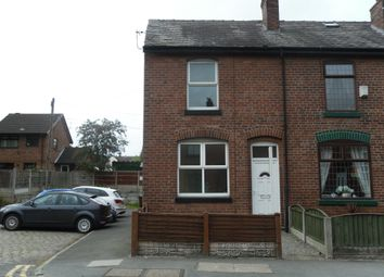Thumbnail 2 bed end terrace house to rent in Manchester Road, Leigh