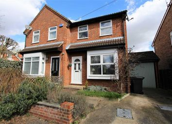 Thumbnail 2 bed semi-detached house for sale in Valley Close, Loughton