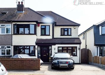 Cranham Gardens, Upminster, Greater London RM14. 4 bed semi-detached house