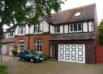 Thumbnail 4 bed flat to rent in Hay Lane, Shirley, Solihull, West Midlands