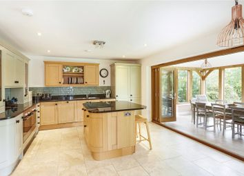 Thumbnail 4 bed detached house for sale in Woodland Way, Bidborough, Tunbridge Wells, Kent
