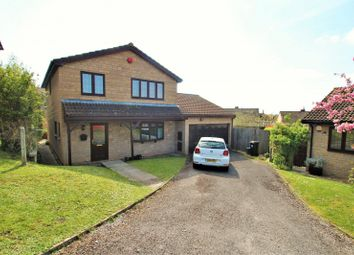 Thumbnail 4 bedroom detached house for sale in Footshill Gardens, Hanham, Bristol