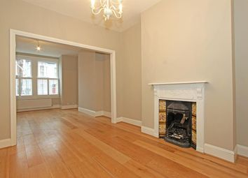 Thumbnail 4 bed terraced house to rent in Fawe Park Road, London