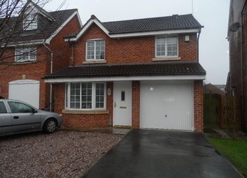 Thumbnail 4 bedroom detached house for sale in Sandwell Avenue, Thornton-Cleveleys