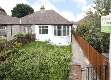 Thumbnail 3 bedroom semi-detached bungalow for sale in Newlands Woods, Bardolph Avenue, Forestdale, Croydon