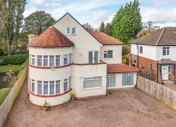 Thumbnail 7 bed detached house for sale in The Green, Moortown, Leeds