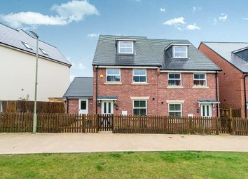Thumbnail 3 bed semi-detached house for sale in Hyde Park Walk Lords Way, Andover