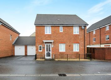 Thumbnail 4 bed detached house for sale in Penderyn Close, Merthyr Tydfil