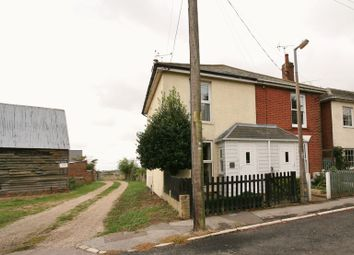 Thumbnail 3 bed semi-detached house for sale in Hurst Green, Brightlingsea, Colchester