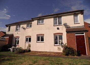 Thumbnail 1 bed flat to rent in Buckleaze Close, Trowbridge, Wiltshire