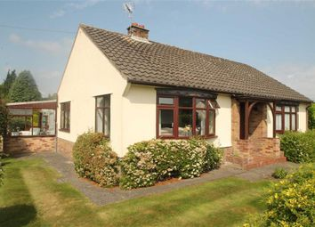 Thumbnail 2 bed detached bungalow for sale in Green End, Oswestry