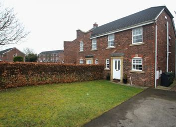 Thumbnail 3 bedroom semi-detached house to rent in Yarwood Close, Northwich