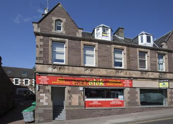 Thumbnail 2 bed flat for sale in West High Street, Crieff