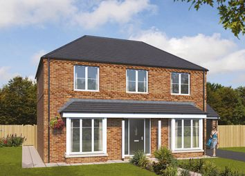 "Thumbnail 4 bed detached house for sale in ""The Pendlebury"" at Pastures Road, Mexborough"