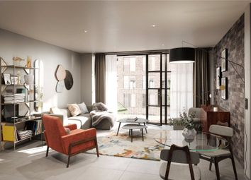Thumbnail 3 bed flat for sale in White Post Lane, London