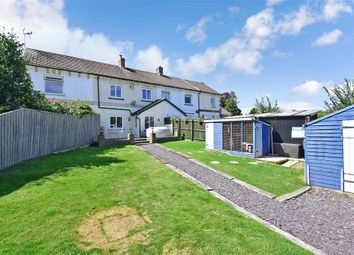 2 bed terraced house for sale in Shide Road, Newport, Isle Of Wight PO30