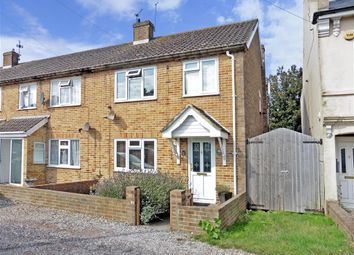 Thumbnail 3 bed end terrace house for sale in Mountfield Road, New Romney, Kent