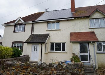 Thumbnail 2 bed terraced house for sale in 67 Harbour Village, Goodwick, Pembrokeshire
