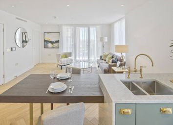 Thumbnail 1 bed flat for sale in West Hampstead Square, West Hampstead, London