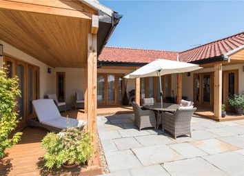 Thumbnail 3 bed barn conversion for sale in Wacton Road, Forncett St Peter, Norwich, Norfolk