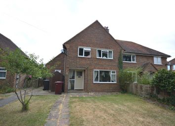 Thumbnail 3 bed semi-detached house to rent in Church Lane, Tangmere, Chichester