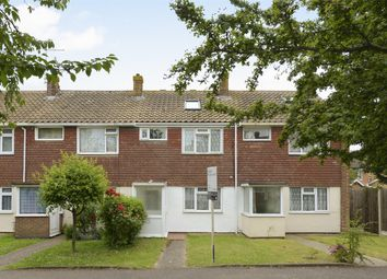 Thumbnail 3 bed terraced house for sale in Sherwood Drive, Whitstable, Kent