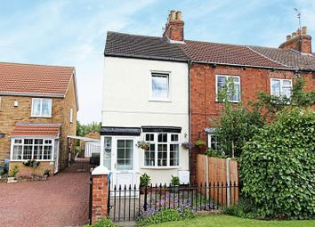Thumbnail 2 bedroom terraced house for sale in Pasture Road, Barton-Upon-Humber