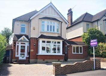 Thumbnail 5 bed detached house for sale in Purley Knoll, Purley