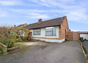 Thumbnail 2 bed semi-detached bungalow for sale in Brookleigh, Street
