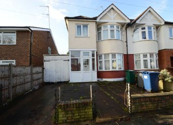 Thumbnail 3 bed semi-detached house for sale in Lewes Road, London