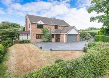 5 bed detached house for sale in Pen Y Palmant Road, Minera, Wrexham, Wrecsam LL11