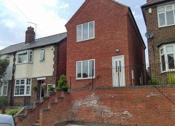 Thumbnail 2 bedroom flat to rent in Walpole Street, Derby