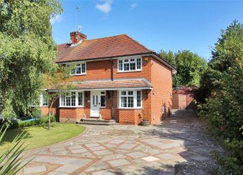 4 bed semi-detached house for sale in Larkfield Road, Sevenoaks, Kent TN13