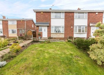 Thumbnail 2 bed semi-detached house for sale in Southfield Crescent, Thurnscoe, Rotherham, South Yorkshire